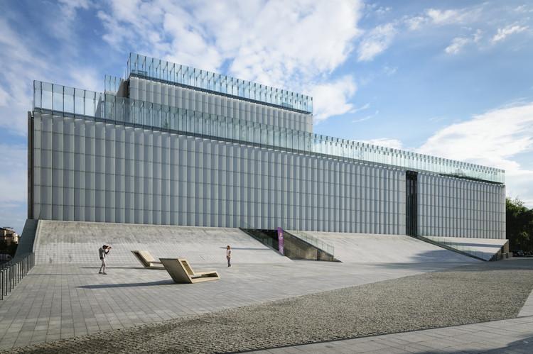 The Theatre Under Construction / Stelmach I Partnerzy Biuro Architektoniczne, ©  Przemysław Andruk