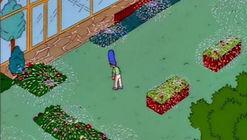 Las más bellas composiciones visuales de Los Simpsons