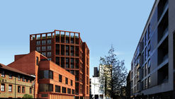 Henley Halebrown Releases New Images of Mixed Use School in London