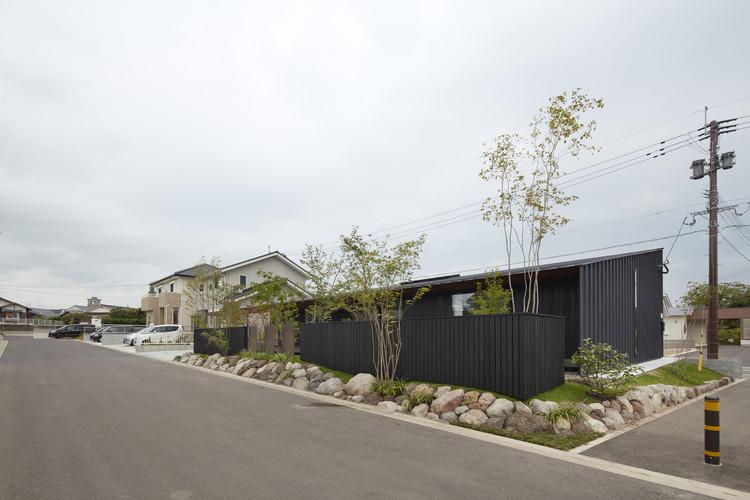 House Jodai  / Kenta Eto atelier, © Toshiyuki Yano
