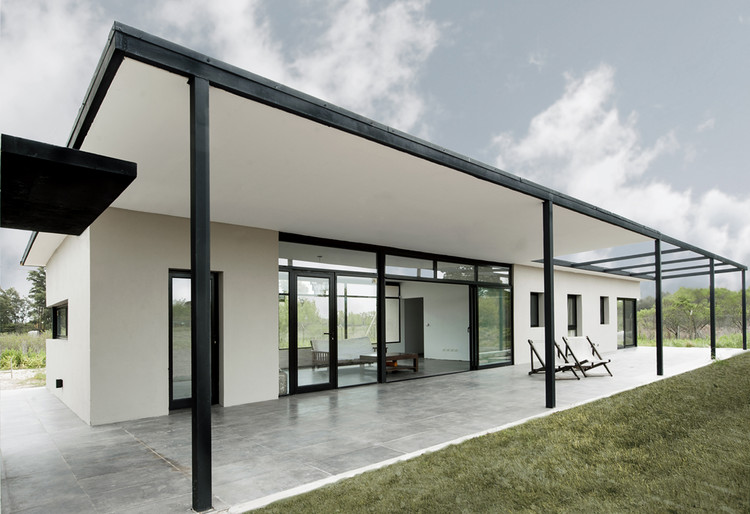 Casa Fede  / Unoencinco Arquitectura, © Lucia Triolo