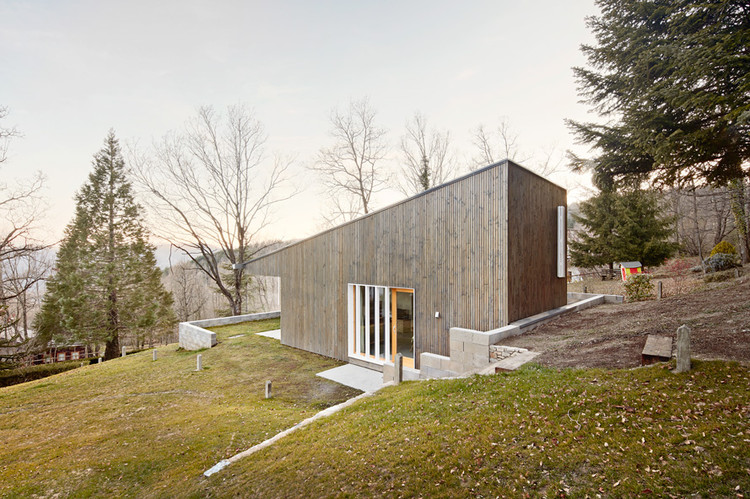 Font Rubi Cottage  / Marc Mogas & Jordi Roig, © José Hevia