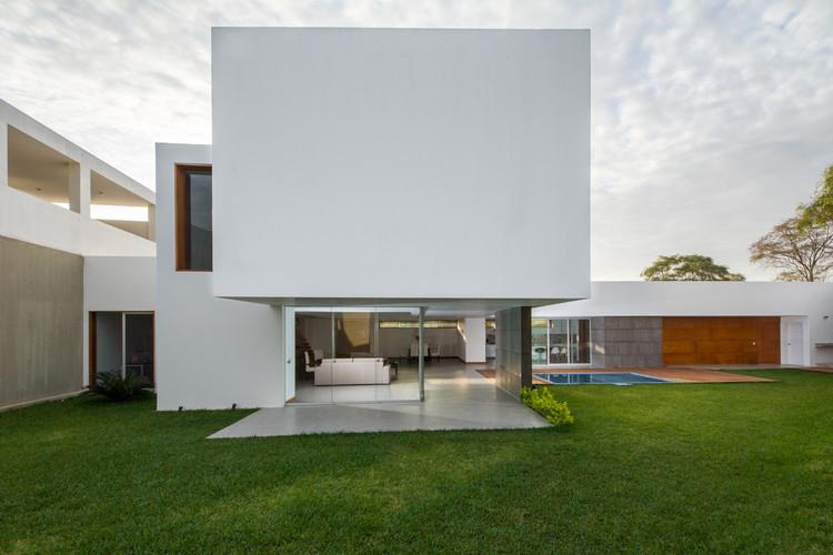 Casa PL  / AI2 Design, © Fernando Barranzuela