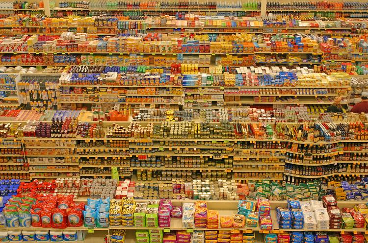 Consumidores y consumistas, Tienda Fred Meyer en Portland, Oregon (Estados Unidos). Image © Lyza [Flickr], bajo licencia CC BY-SA 2.0