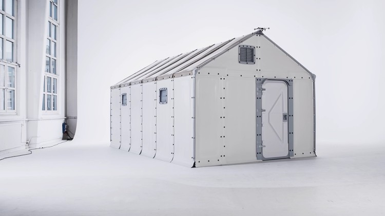 IKEA's Better Shelter Wins Design of the Year 2016, via Better Shelter