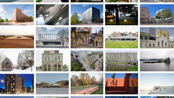 40 Projects Shortlisted for the 2017 EU Prize for Contemporary Architecture - Mies Van Der Rohe Award