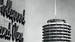 The Record Company Headquarters that Revived 1950s Hollywood with Iconic Architecture