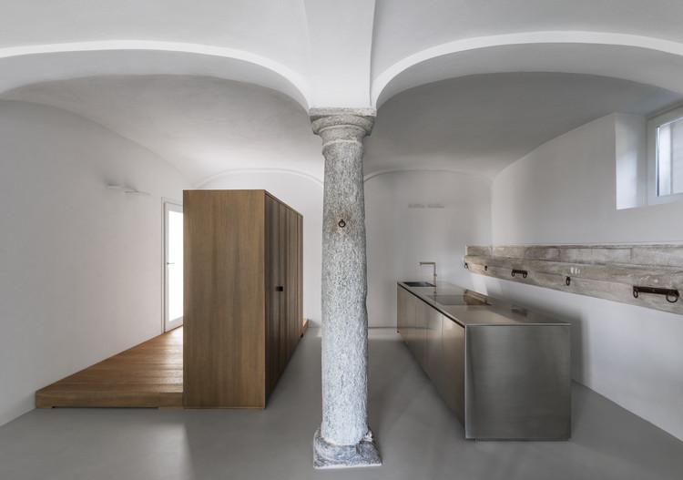 Casa A.G. / duearchitetti, © Simone Bossi
