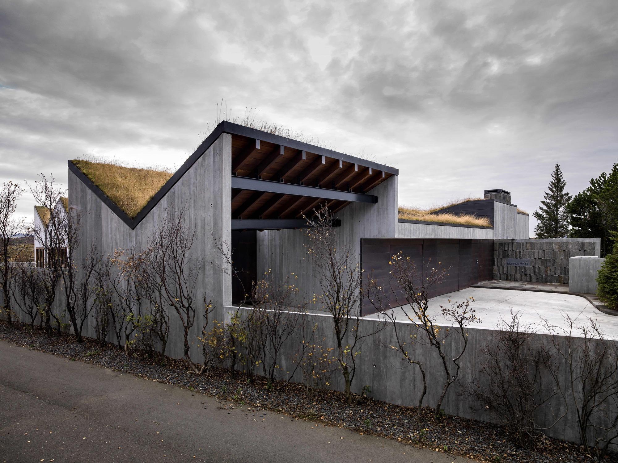 B14 Studio Granda Architecture from Iceland