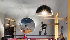Chicago Grill  / Mjölk Architekti