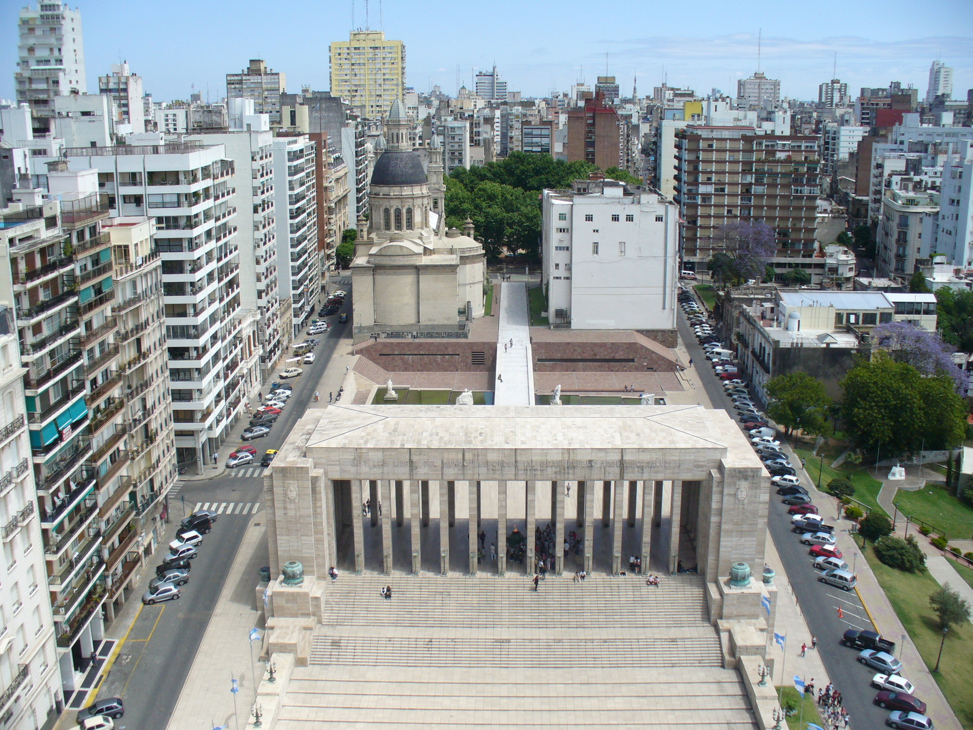 Gu a de arquitectura en rosario 12 sitios que todo for Arquitectura rosario