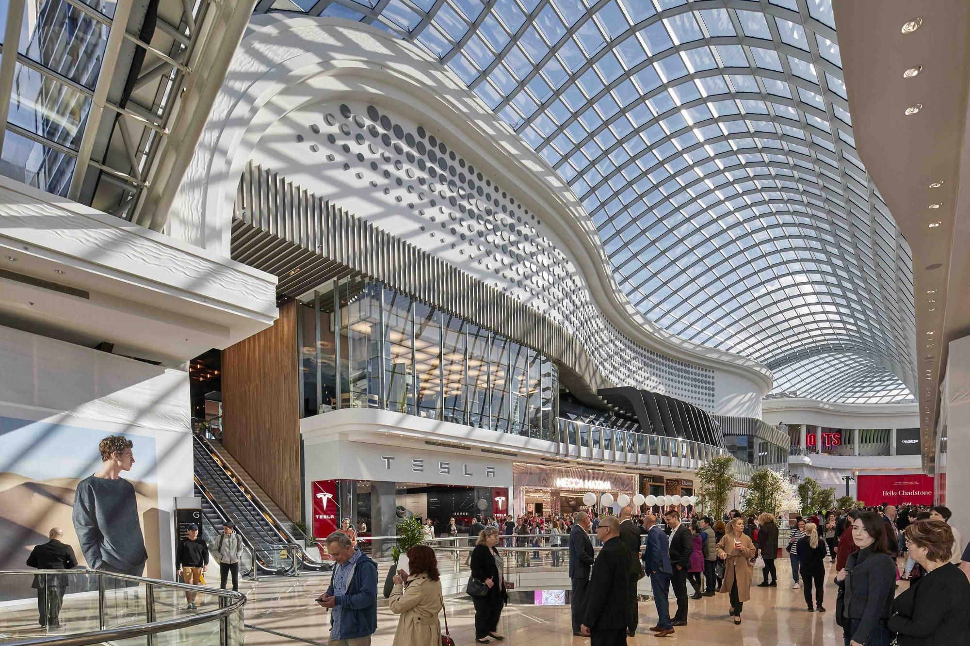Gallery Of Chadstone Shopping Centre Callisonrtkl The