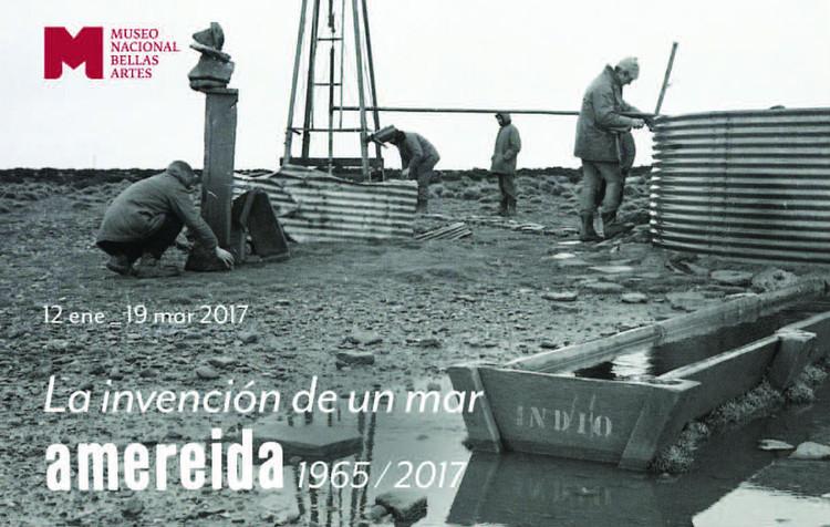 Exposición 'La invención de un mar, Amereida 1965 / 2017'