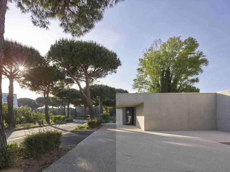 Youth Centre / Zakarian-Navelet Architectes, © Stéphane Chalmeau