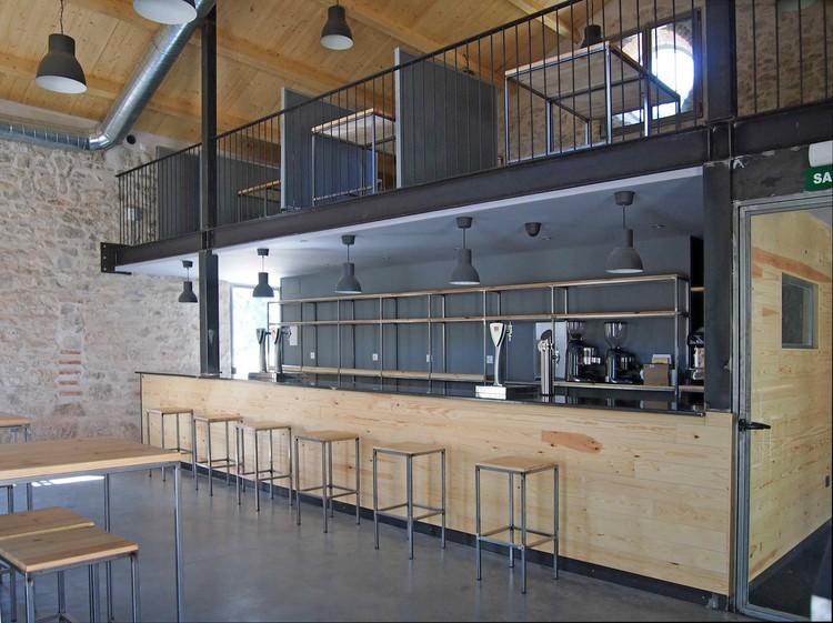Reforma da Casa da Aguada / Búho Arquitectos, Cortesia de búho arquitectos