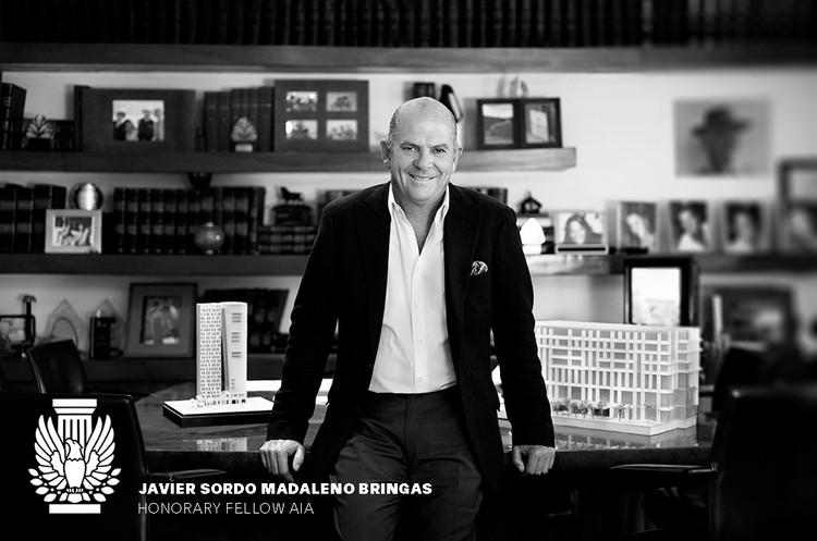 Javier Sordo Madaleno, nuevo miembro honorario de AIA, © Sordo Madaleno Arquitectos, fotografía por Ximena del Valle