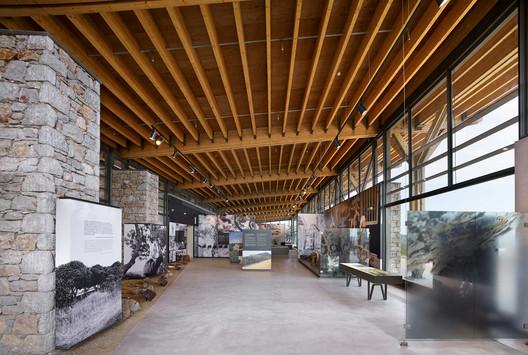 Museo Chios Mastic / KIZIS STUDIO