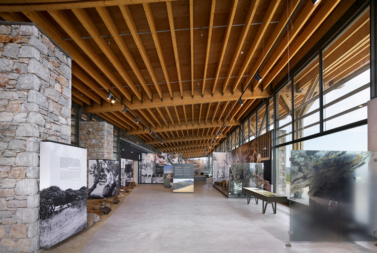 Museo Chios Mastic / KIZIS STUDIO, © Yorgis Yerolymbos