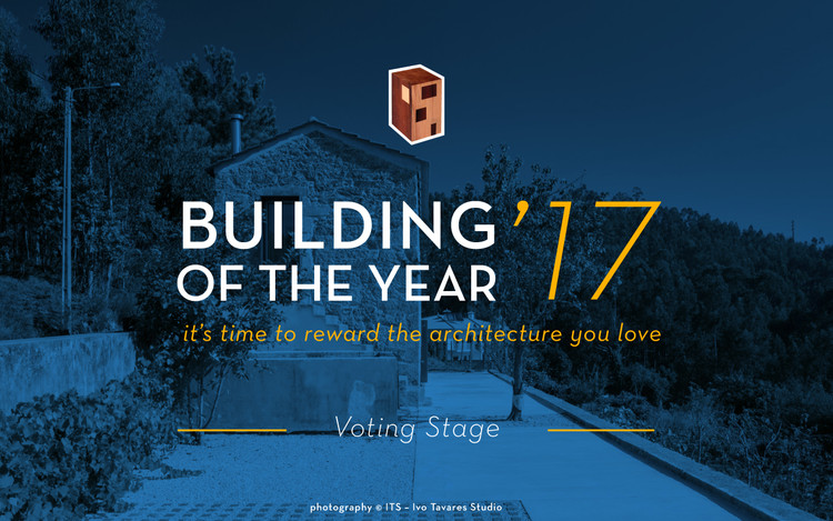 2017 ArchDaily Building of the Year Awards: The Finalists