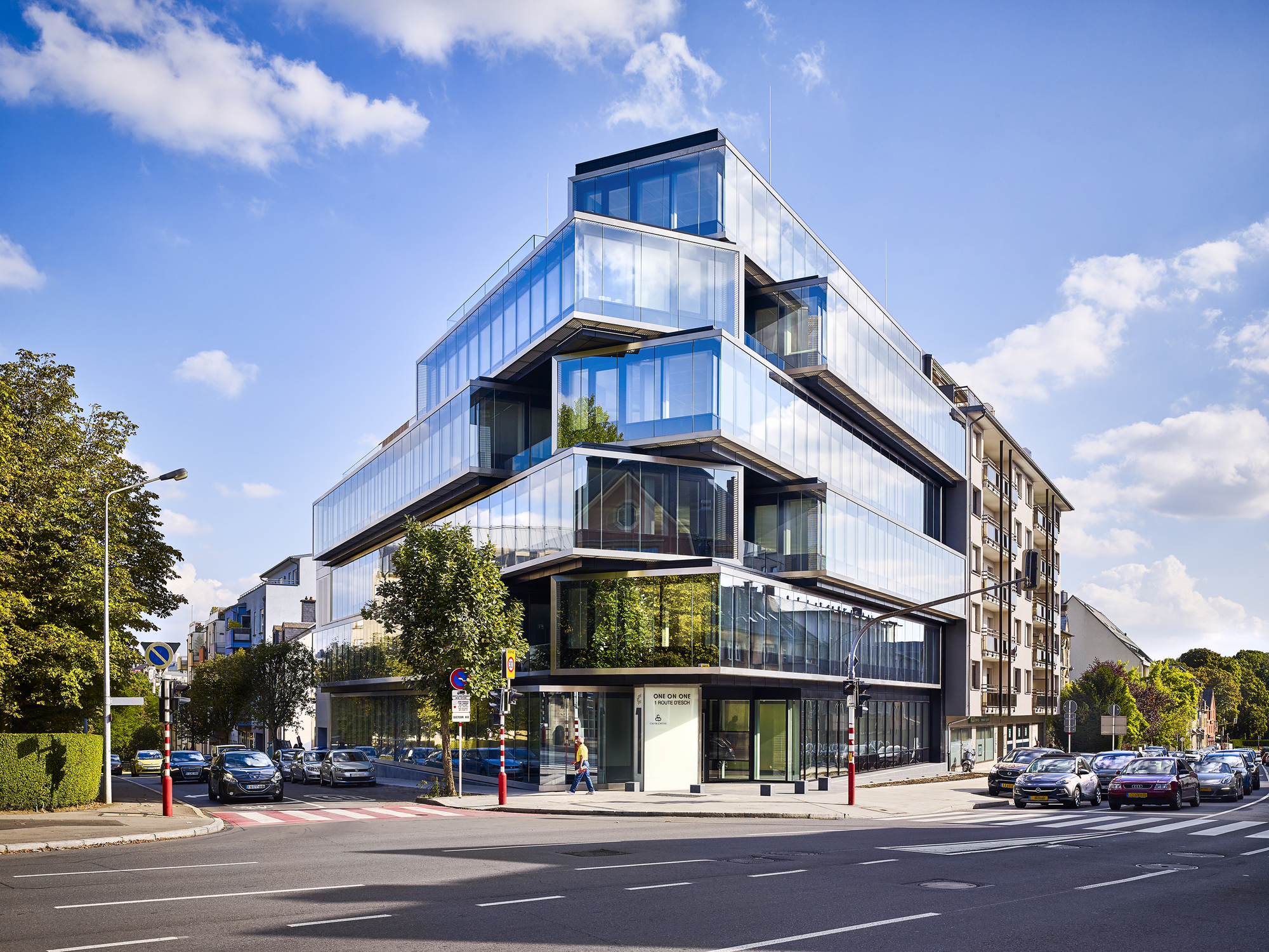 Luxembourg city tag archdaily one on one moreno architecture altavistaventures Choice Image