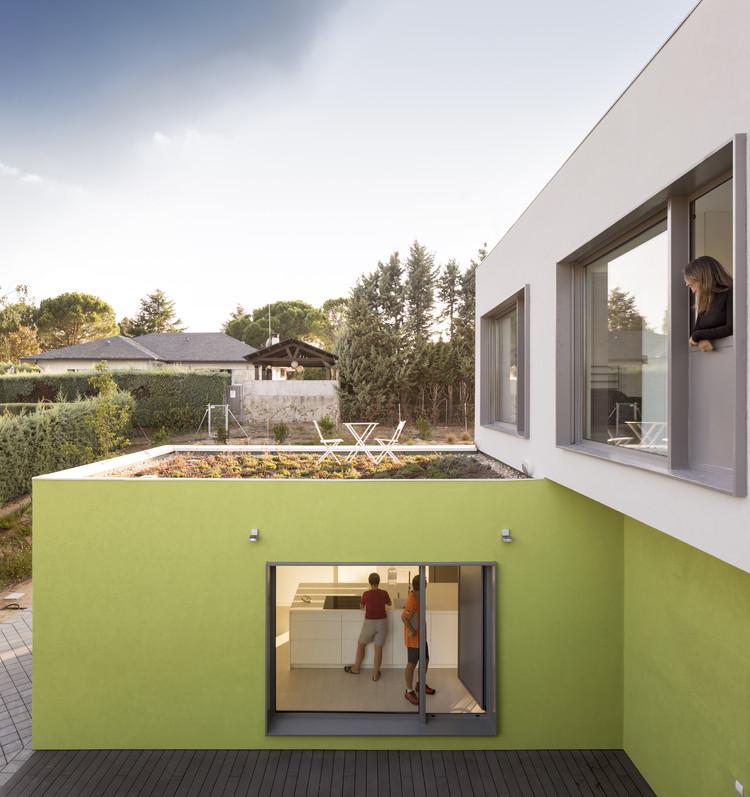Casa Marbel / MYCC Oficina de Arquitectura