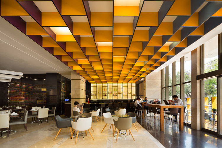 Restaurante Sargas / MOBIO + Marcos Franchini + Pedro Haruf, © Gabriel Castro / Reverbo