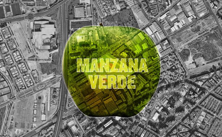 Concurso 'Nuevos Modos de Habitar - Manzana Verde' en Málaga, España, OCAM. Oficina de Concursos de Arquitectura de Madrid; COAM. Colegio Oficial de Arquitectos de Madrid; COAMalaga. Colegio Oficial de Arquitectos de Málga; Ayuntamiento de Málaga