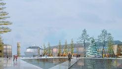 Conoce el tercer lugar en concurso del Terminal Internacional de Pasajeros de Punta Arenas, Chile