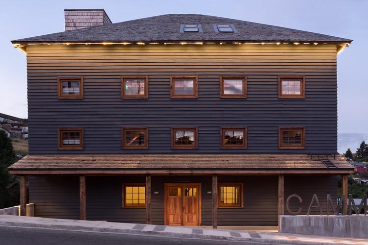 CENTRO DE ARTE MOLINO MACHMAR / PLAN Arquitecto, © Pablo Blanco.