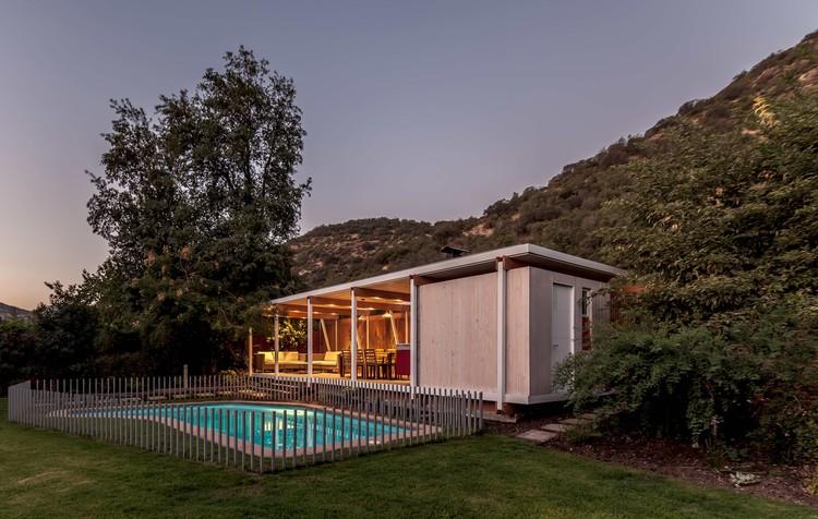 Pergola Pavilion  / PAR Arquitectos, © Diego Elgueta