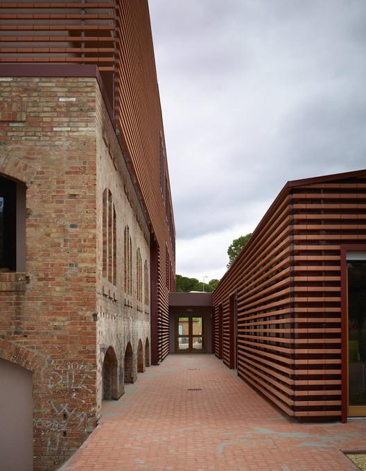 Recuperación Ex Horno de Riccione / Pietro Carlo Pellegrini Architetto, © Mario Ciampi