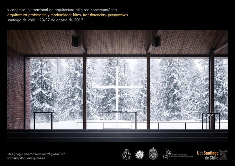 V Congreso Internacional de Arquitectura Religiosa Contemporánea