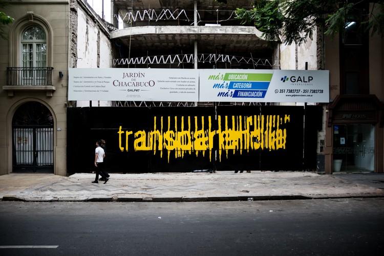 'Variaciones sobre transparencias', una interferencia urbana bajo el lente de Gonzalo Viramonte, © Gonzalo Viramonte