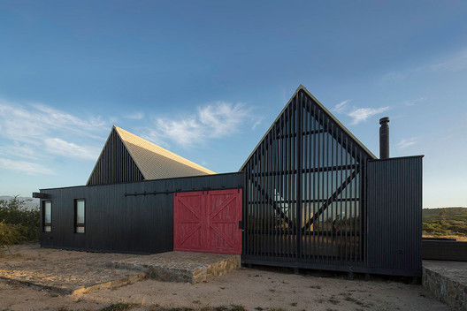 Casa Los Molinos / RUIZSOLAR Arquitectos