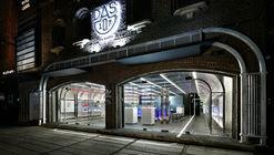 Adidas Concept Store 'DAS 107 by kasina' / URBANTAINER