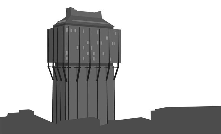 As curiosas histórias por trás de 10 icônicos arranha-céus, Torre Velasca. Image © José Tomás Franco