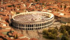 A Roof for Verona's Roman Amphitheater – Competition Winners Announced