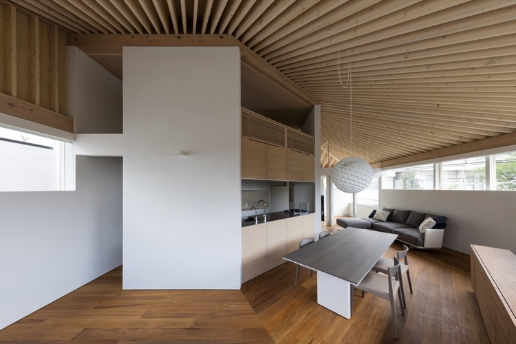 House in Ashiya / so1archtect, © Yasunori Shimomura