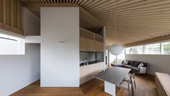 Casa en Ashiya / so1archtect