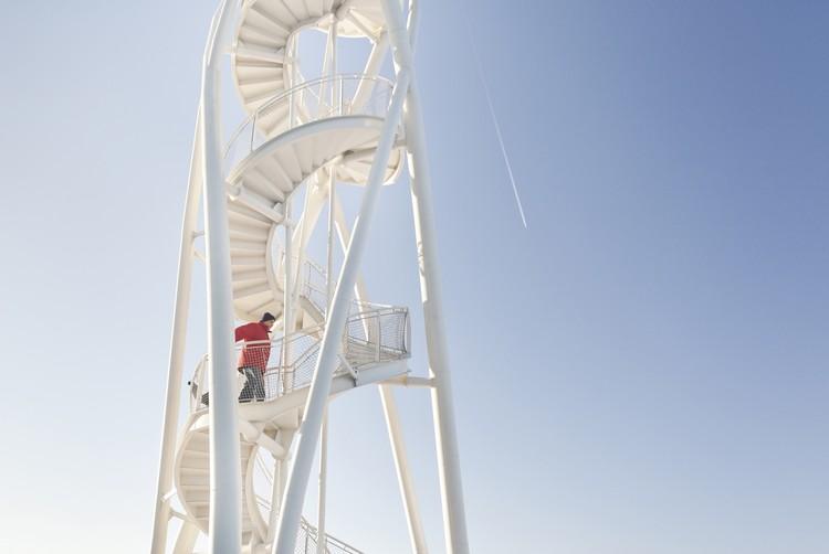 Fajtuv Observation Tower / Studio acht, © Alexandra Timpau