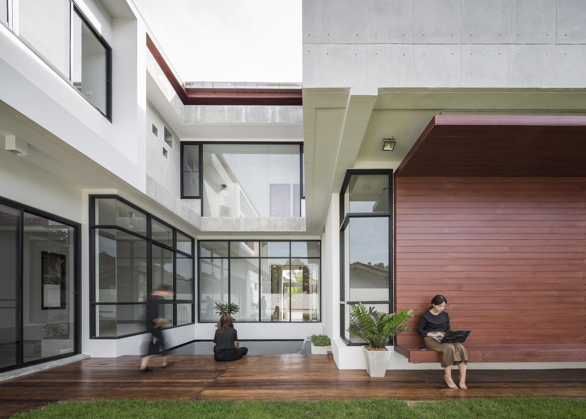 Resid ncia nj touch architect archdaily brasil - Sublimissime residencia nj pupogaspar arquitetura ...