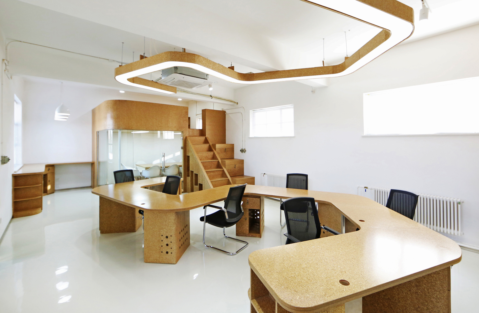 Industrial Office Design gallery of 751 creative industrial office design / hypersity