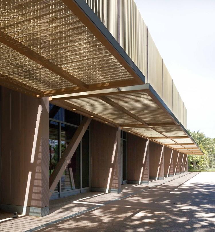 Espace Mont-Blanc  / D.A architectes, © Pedro Duque Estrada Meyer