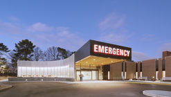 Methodist South Emergency Department Addition / brg3s architects