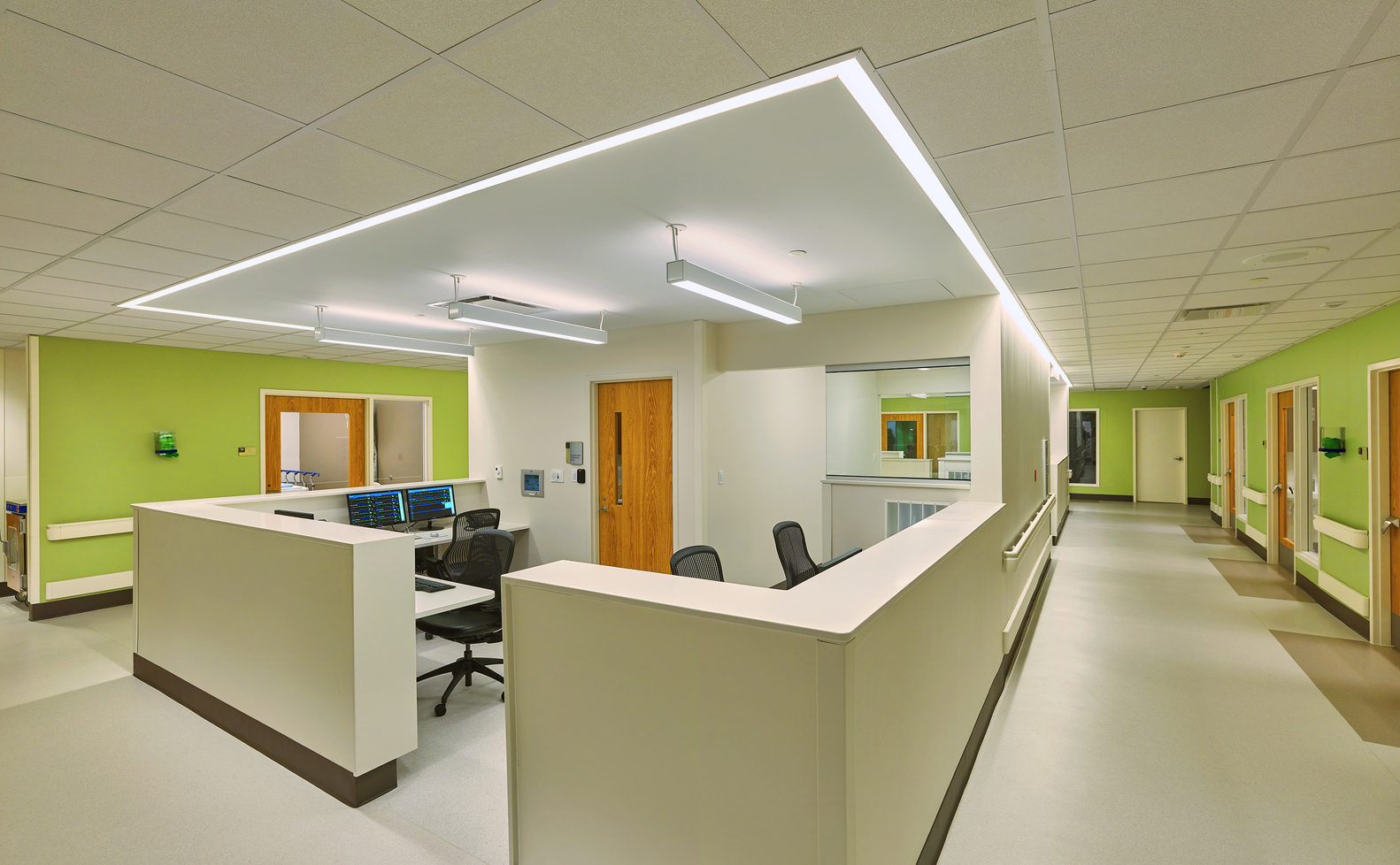 Gallery of Methodist South Emergency Department Addition / brg3s ...
