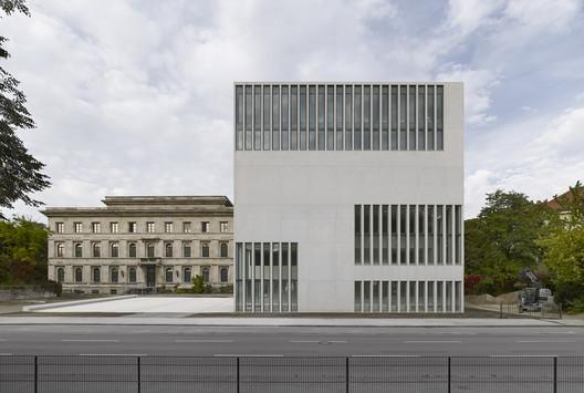 Documentation Center for the History of National Socialism  / GEORG - SCHEEL  -WETZEL ARCHITEKTEN