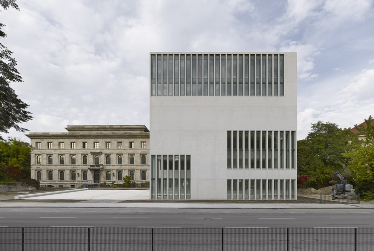 Documentation Center for the History of National Socialism / Georg • Scheel • Wetzel Architekten, © Stefan Müller