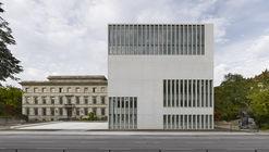 Documentation Center for the History of National Socialism / Georg • Scheel • Wetzel Architekten