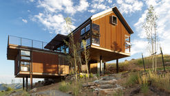 Residência Sunshine Canyon / Renée del Gaudio