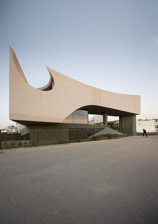 Residence in Crete / Tense Architecture Network, © Petros Perakis